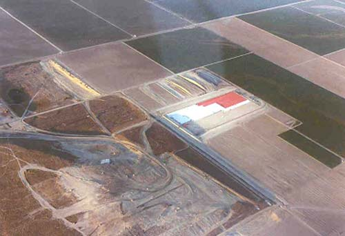 Visalia Landfill Expansion