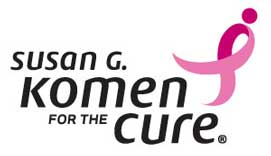 Susan G. Koman for the Cure